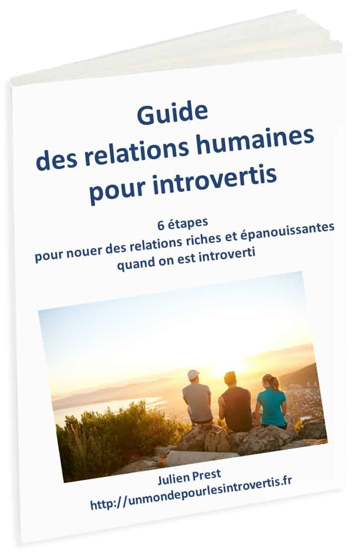 Guide des relations humaines pour introvertis